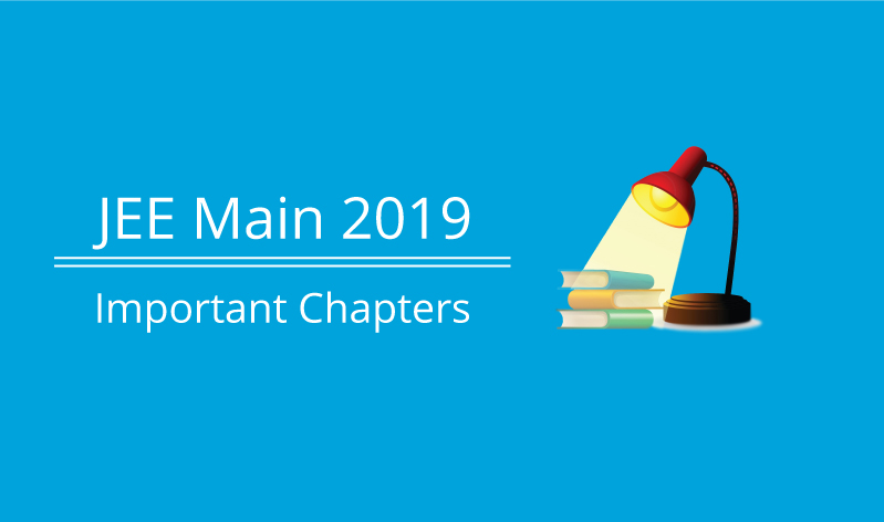 JEE Main 2019: Important Chapters That You Can't Afford To Miss